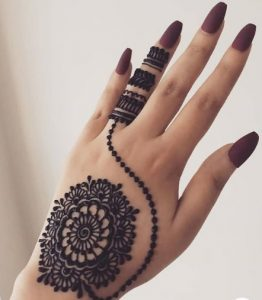 easy and latest Mehndi-Designs-2021