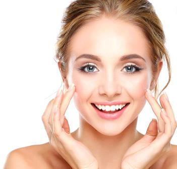 A Girl with beautiful natural beauty tips and tricks skin type