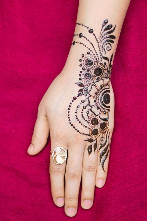 Eid Mehndi designs 2020