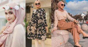 three girls with New Hijab Styles 2021