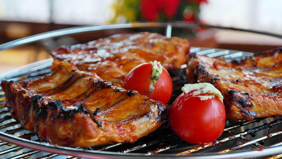 char Siu  chines BBQ pork