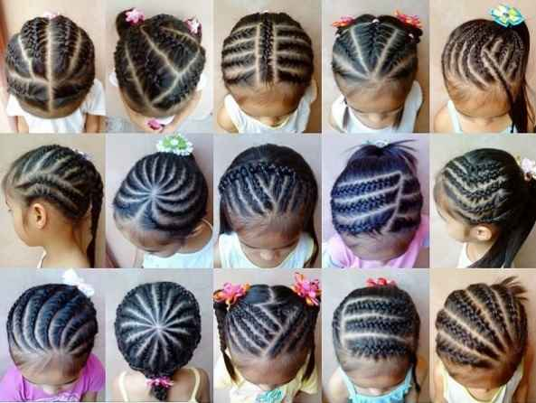 little black girl braided hairstyles  2021