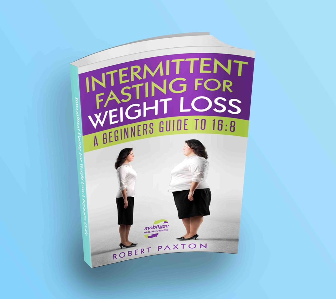 Intermittent-Fasting-For-Weight-Loss-A-Beginners-Guide-To-16-8.pdf. E-Book cover