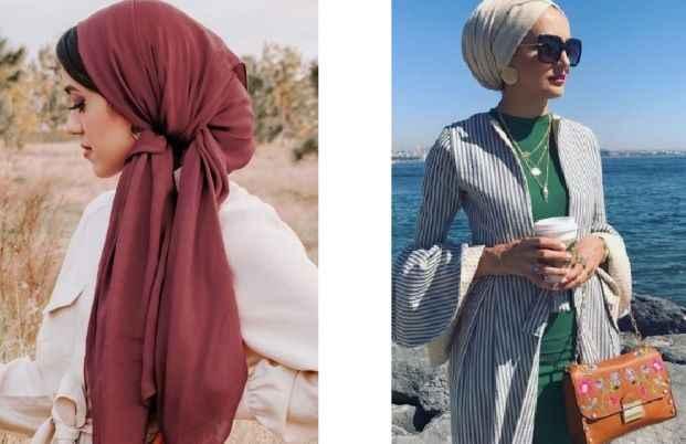 girl with turban hijab