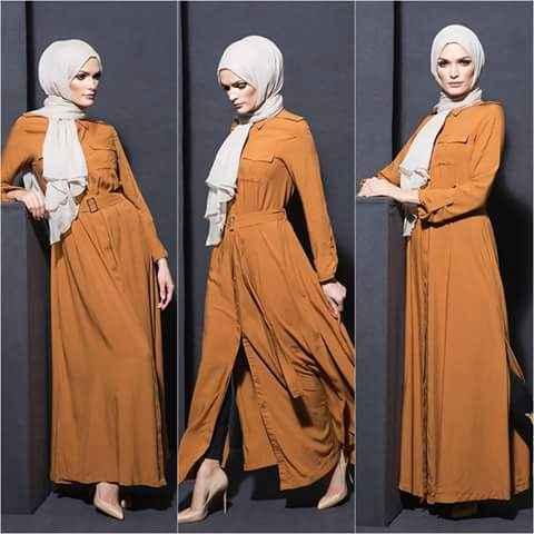 Ootd Summer Hijab style