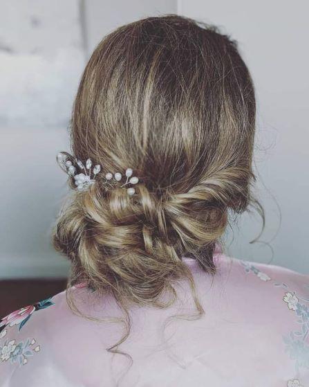 Soft up Do Bridesmaid Hairstyles