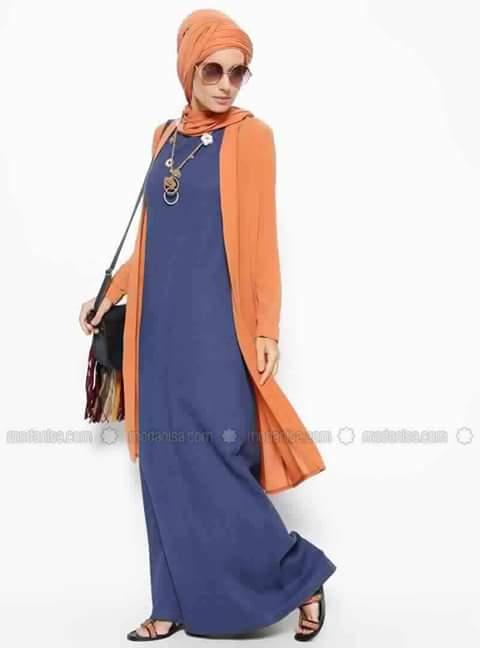 Stylish turban summer Fashion Hijab with Outfit
