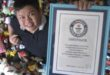 Percival R. Lugue a Philippines with Guinness Record