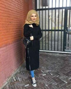 Hijab Style for School Girls