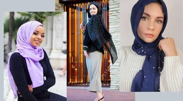 Three Hijab Style for School Girls